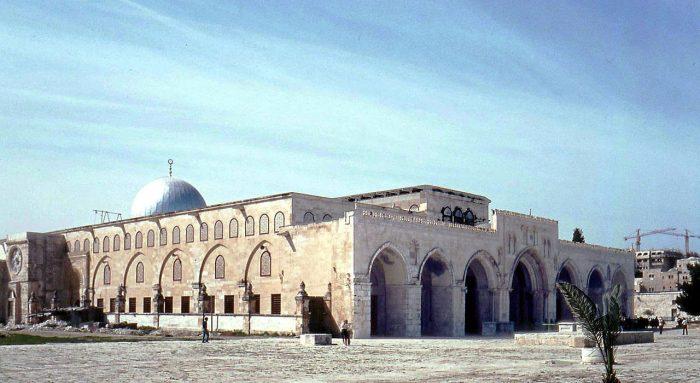 Jérusalem – Ville sainte de Dieu